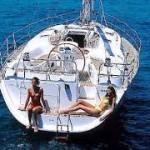 New Boat for Short Sails, Waikiki, Diamond Head, Honolulu